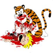 Calvin & Hobbes Spray