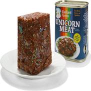 ThinkGeek's Canned Unicorn Meat Spray
