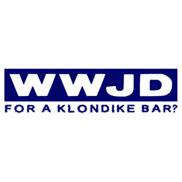 WWJD For a Klondike Bar Spray